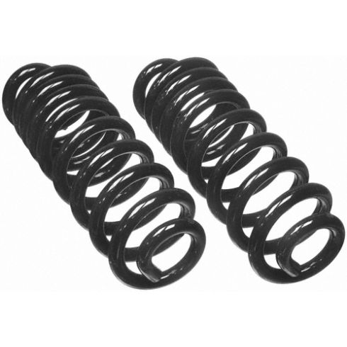 92-97 Crown Victoria, Grand Marquis; 90-93 Towncar Variable Rate Rear Coil Spring PAIR (MOOG)