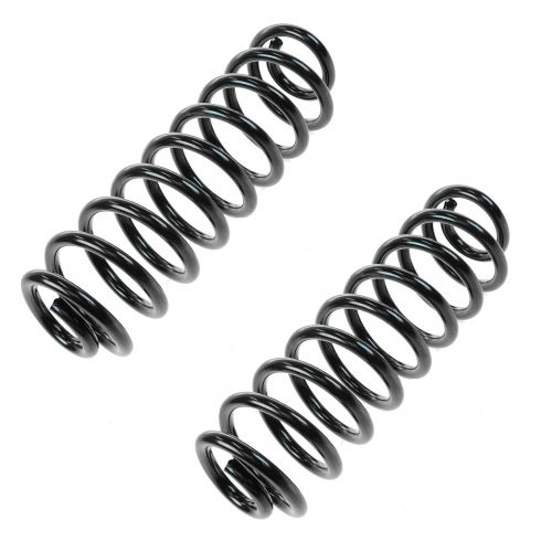 97-02 Ford Expedition; 98-02 Lincoln Navigator w/4WD Rear Coil Spring PAIR (MOOG)