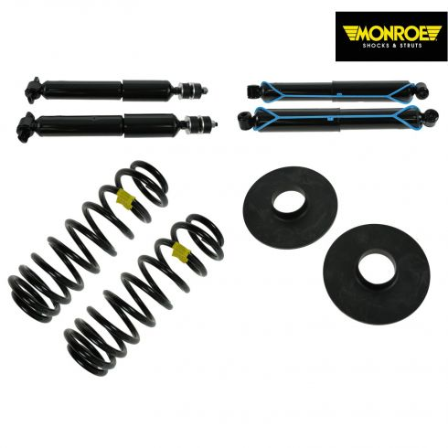 Air Suspension to Coil Spring Conversion Kit