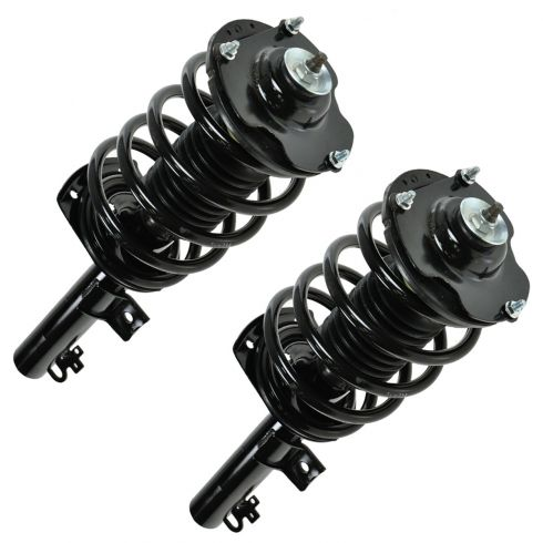 96-07 Ford Taurus Mercury Sable Front Strut PAIR (exc Air Suspension)