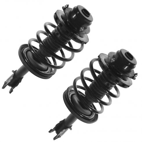 96-00 Chrysler Mini Van Front Strut Assembly PAIR