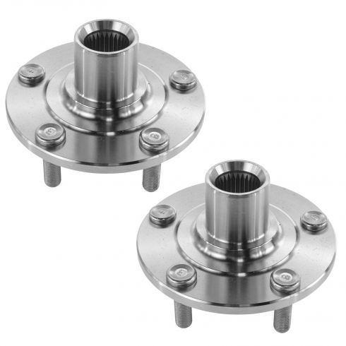 08-11 Mitsubishi Lancer; 07-11 Outlander Front Wheel Hub PAIR