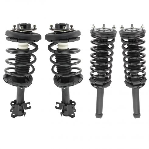 Strut & Spring Assembly (Set of 4)