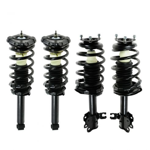 02-06 Nissan Sentra Front & Rear Strut Assembly (Set of 4)