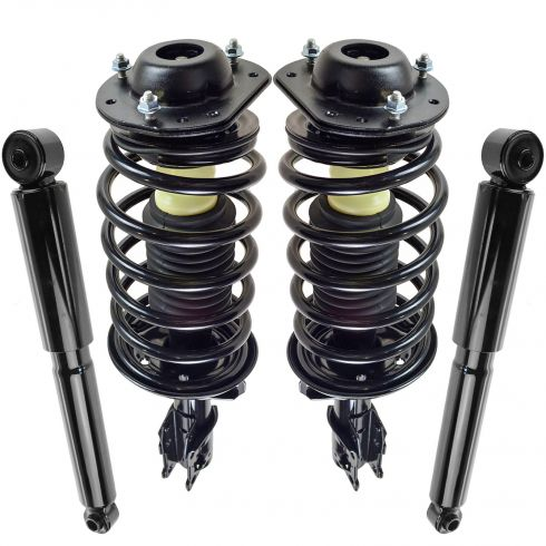 05-10 Cobalt; 06-10 HHR; 07-09 G5 Front & Rear Strut/Shock Absorber Kit (Set of 4)