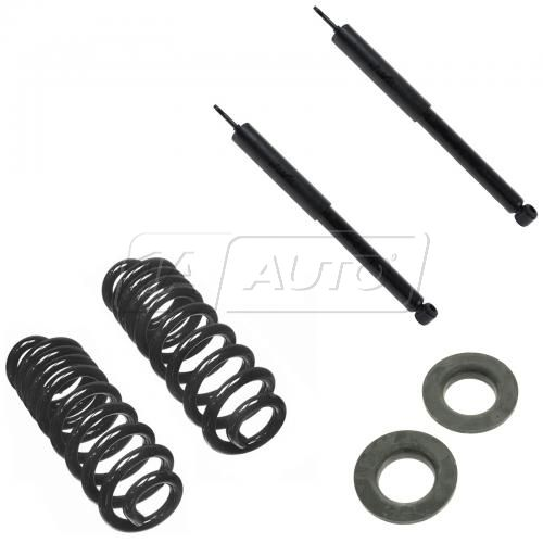 92-97 Ford Crown Vic; Town Car; Grand Marquis Rear Coil Spring Converstion Kit