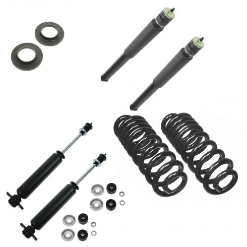 98-02 Crown Victoria, Grand Marquis; 94-02 Towncar Front & Rear Air Suspension Conversion Kit