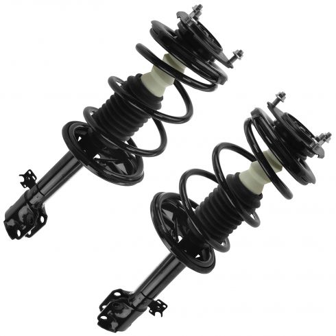 01-05 Toyota Rav4 (w/4cyl & FWD) Front Strut & Spring Assembly Pair