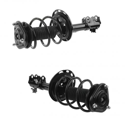 06-08 Toyota Rav4 Base & Limiited w/2.4L & w/3.5L w/Steel Wheel Front Strut & Spring Assembly Pair
