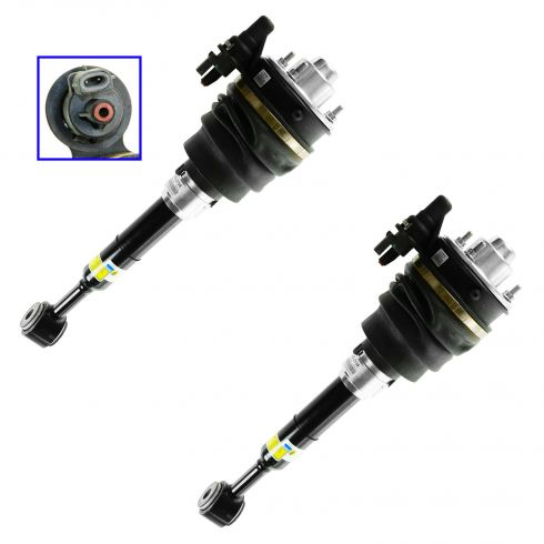 03-06 Ford Expedition, Lincoln Navigator 2WD & 4WD Front Air Spring Strut Assy PAIR