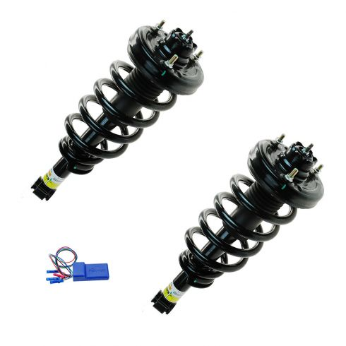 07-12 Ford Expedition, Lincoln Navigator (w/119 Inch WB) Rear Coil Spring Conversion Kit (Arnott)