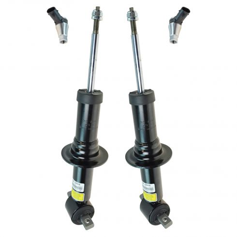 07-14 Chevy GMC Cadillac Full Size SUV Front Air Shock Replacement Kit PAIR (Arnott)