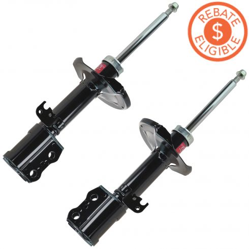 03-08 Toyota Corolla Front Strut Pair Excel-G (KYB)