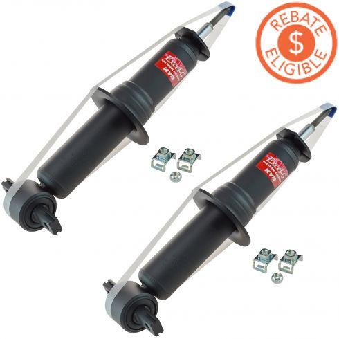 07-14 GM Pickup SUV (w/o Electric Susp) Front Shock Pair Excel-G (KYB)