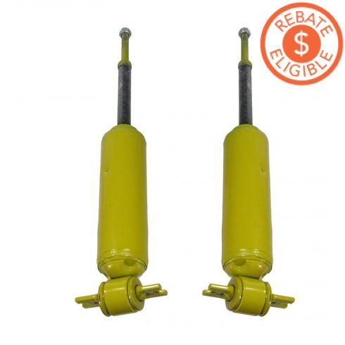 GAS-MAGNUM TRUCK FRONT Shock Absorber (Monroe 34831) PAIR