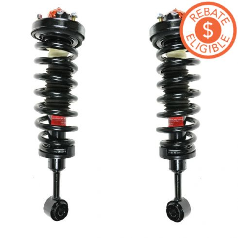 03-06 Ford Expedition Front Strut Assembly LF = RF (Monroe Quick Strut) PAIR