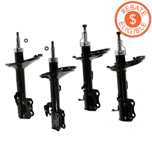 Strut & Shock Absorber (Set of 4)
