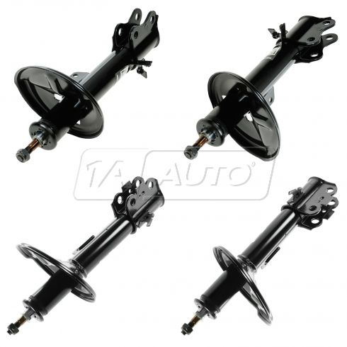 99-03 Lexus RX300 AWD Front & Rear Strut & Shock Absorber Kit (Set of 4) (Monroe OE Spectrum)