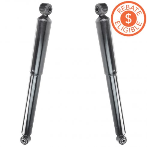 07-09 Chrysler Aspen; 04-09 Dodge Durango Rear Shock Absorber PAIR (Monroe Reflex)