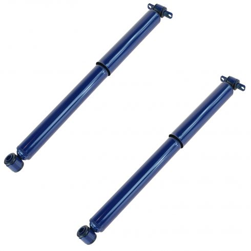 82-05 GM Mid Size SUV, PU; 96-00 Isuzu Hombre Rear Shock Absorber PAIR (Monroe-Matic Plus)
