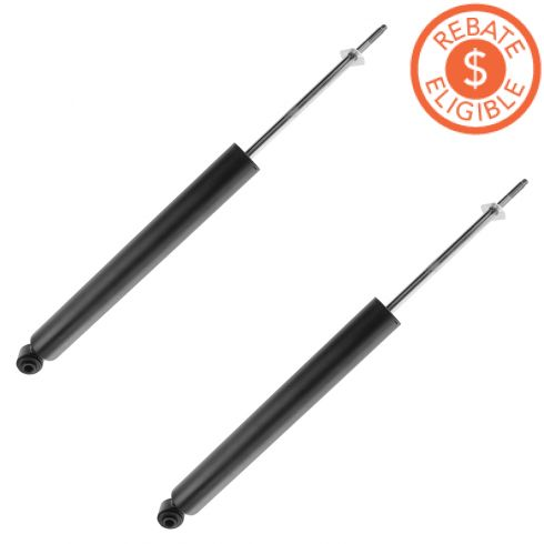 04-10 BMW X3 Rear Shock Absorber PAIR (Monroe OE Spectrum)