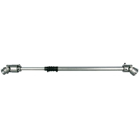 76-86 Jeep CJ-7; 81-86 CJ-8 (w/Power Stg) HD Lower Intermediate Steering Shaft w/Vibration Reducer