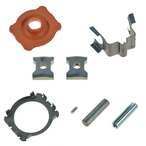 70-93 Charger, Dart, Challenger, Super Bee, Ramcharger, A/W Pickup Strg Coupler Rebuild Kit (Mopar)