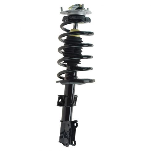 03-14 Volvo XC90 Front Strut and Spring Assembly LF