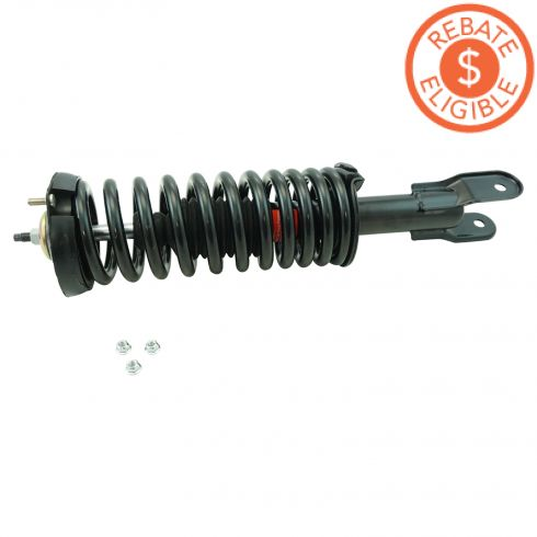 1989-97 Ford Mercury Thunderbird Couger Strut and Spring LH Front (non supercharged)