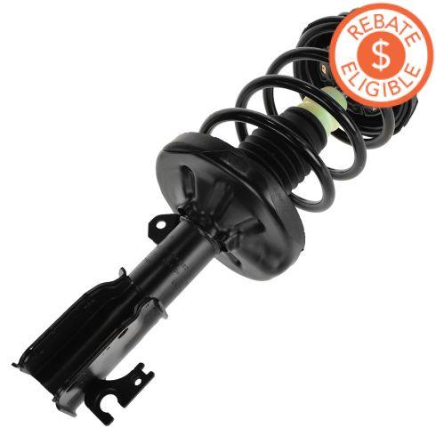 00-03 Mazda Protg; 02-03 Protege5 Front Strut & Spring Assy RF (Monroe Quick Strut)