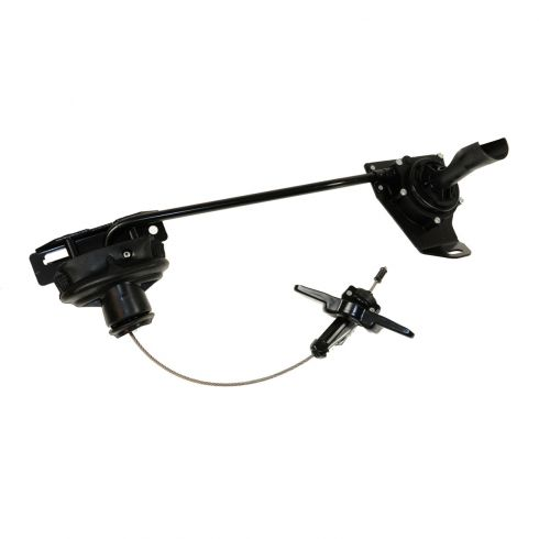 02-09 GM, Isuzu, Saab Mid Size SUV Spare Tire Carrier & Hoist Assy (GM)