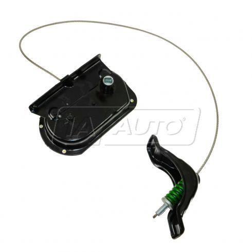 97-03 F150; 04 F150 Heritage; 97-99 F250LD; 02-03 Lincoln Blackwood Spare Tire Carrier Winch (Ford)