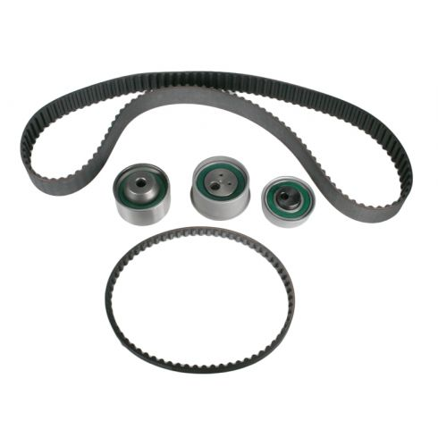 1999-06 Mitsubishi 2.4L 4G64; 1993 4G63 2.0L SOHC Timing Belt Set