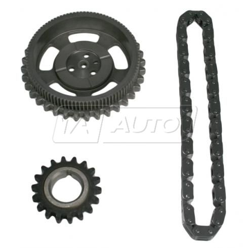 1992-94 Chevy Corvette Base; 1993-94 Camaro, Firebird 5.7L LT1 Timing Chain Kit