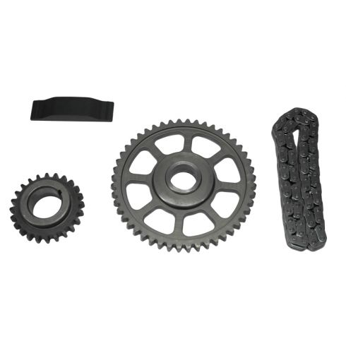 1999-06 Jeep L6 4.0L Full Timing Chain Set