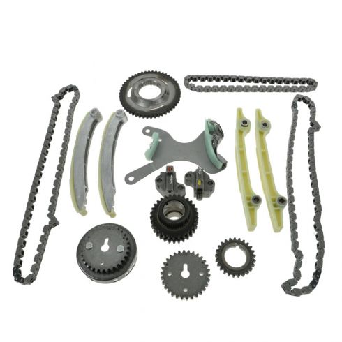 Timing Chain with Sprockets FULL SET