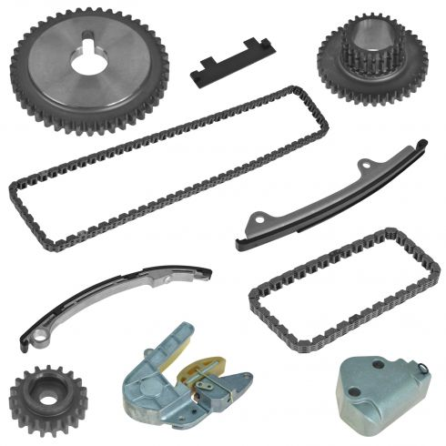 02-06 Nissan Altima, Sentra 2.5L Complete Engine Timing Chain Kit