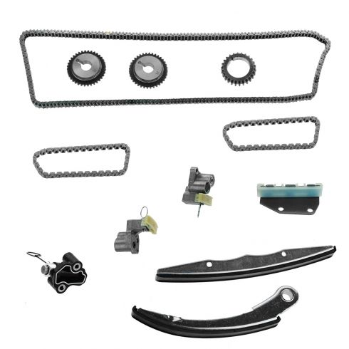 05-13 Nissan Frontier, Xterra; 12-13 NV 1500-3500; 05-12 Pathfinder w/4.0L Complete Timing Chain Kit