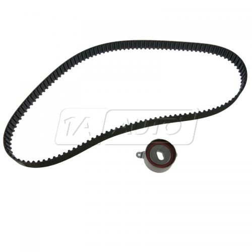 Timing Belt with Tensioner Pulley
