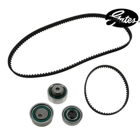 07-10 Mitsubishi Galant w/2.4L Timing Belt & Component Kit (5 Piece) (Gates)
