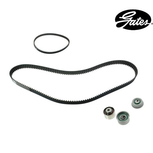 89-94 Eagle; Hyundai; Mitsubishi; Plymouth 2.0L Timing Belt & Component Kit (Gates)