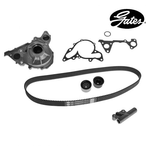 01-04 Sebring, Stratus; 00-04 Eclipse; 00-03 Galant w/3.0L Timing Belt & Component Kit (Gates)