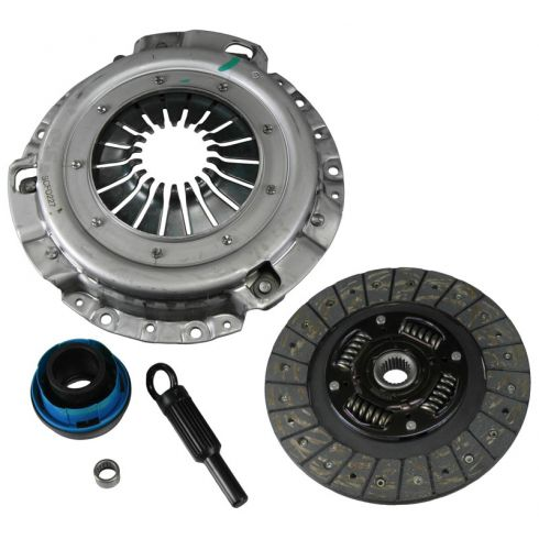 1993-95 Ford Mazda Mid Size Truck Clutch Set