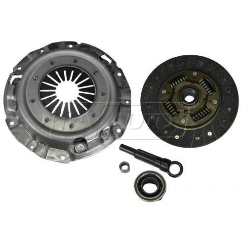 1991-96 Ford Escort Mercury Tracer Clutch Set