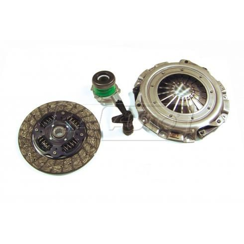99-01 Pontiac Grand Am with 2.4L 4 Cyl Exedy Clutch Kit