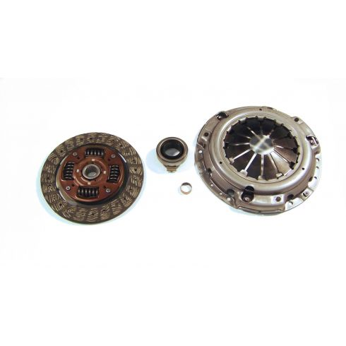 02-04 Acura RSX with 2L 4 Cyl Exedy Clutch Kit