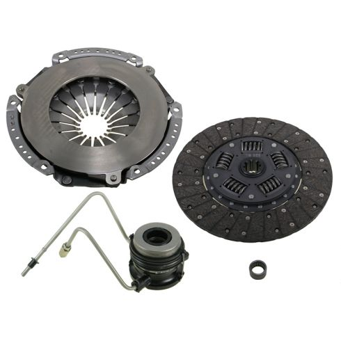 1993 Jeep 4.0L Exedy Clutch Kit with Slave Cylinder