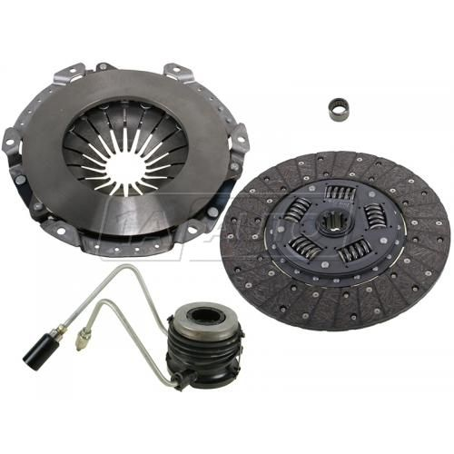 1989 Jeep L6 w/ Aisin MT; 1990-92 Jeep L6 4.0L 4.2L Exedy Clutch Kit w/Slave Cylinder