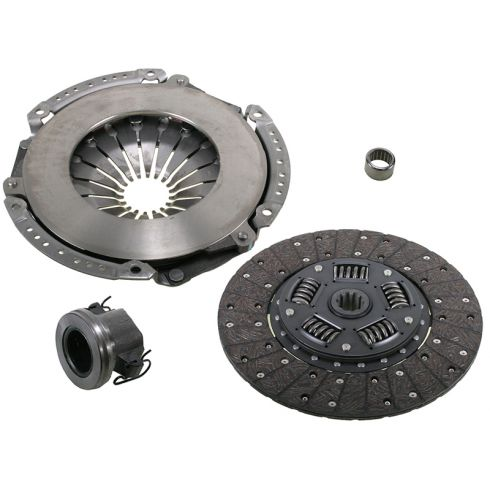 1994-05  Jeep L6 4.0L; 1992-99 Dodge V6 3.9L Exedy Clutch Kit