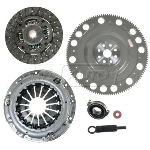 2005-06 Subaru Outback; 2005-08 Legacy; 2006 Baja, 9-2X 2.5L Turbo Exedy Flywheel & Clutch